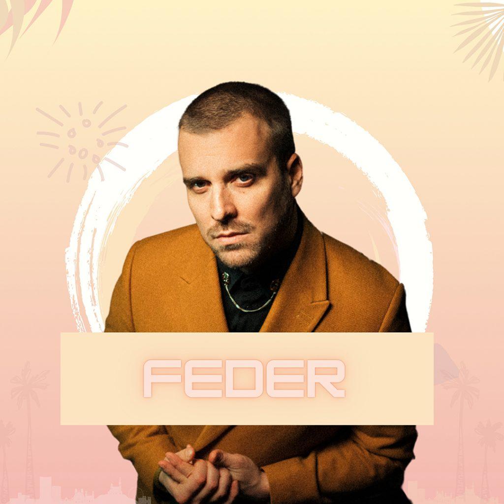 Feder rejoint le line-up du Watts Summer Festival 2021