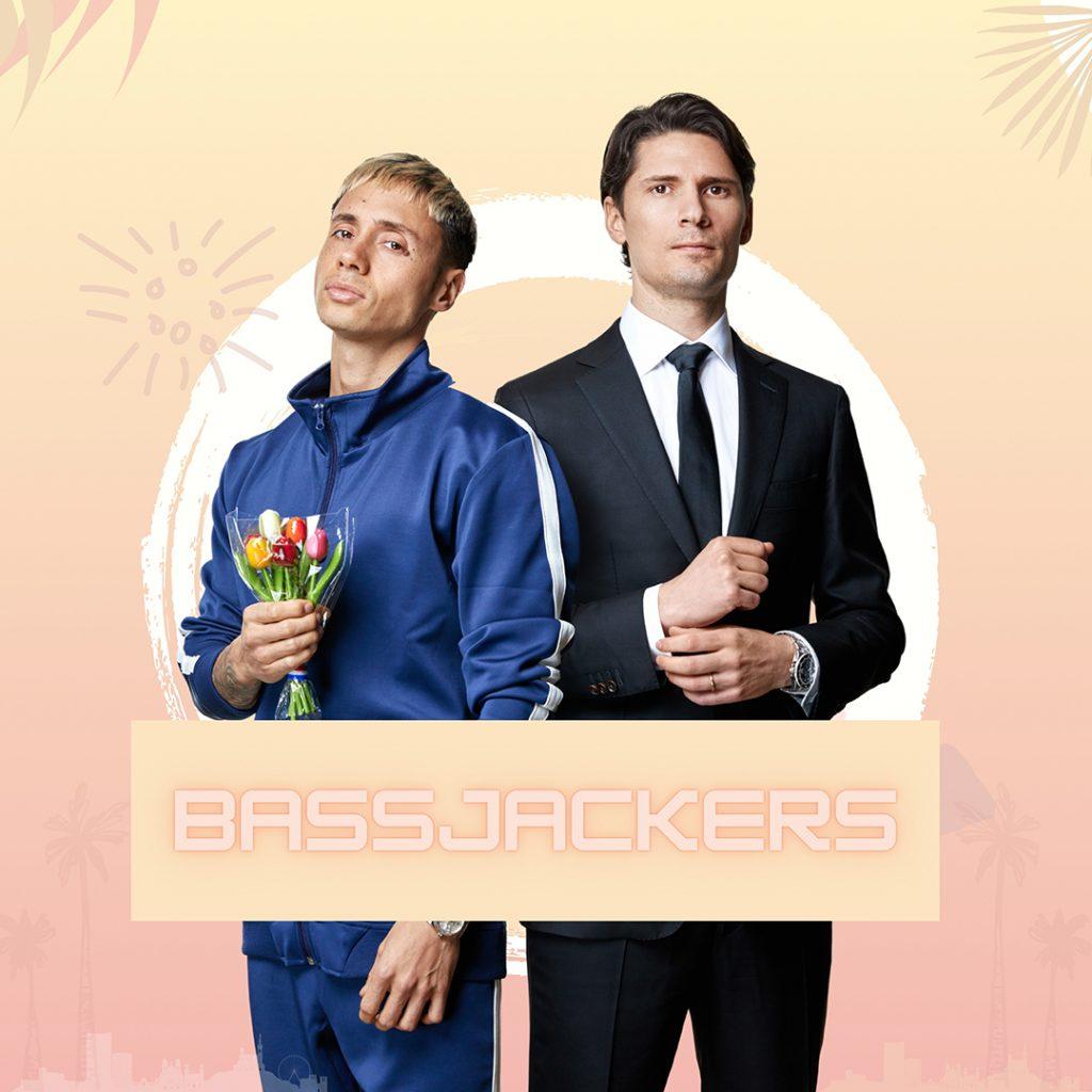 Les Bassjackers s'ajoutent au line-up du Watts Summer Festival !