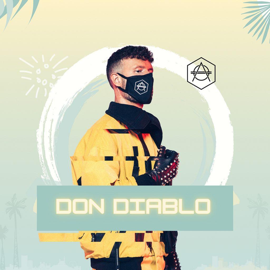 Le nouveau single de Don Diablo