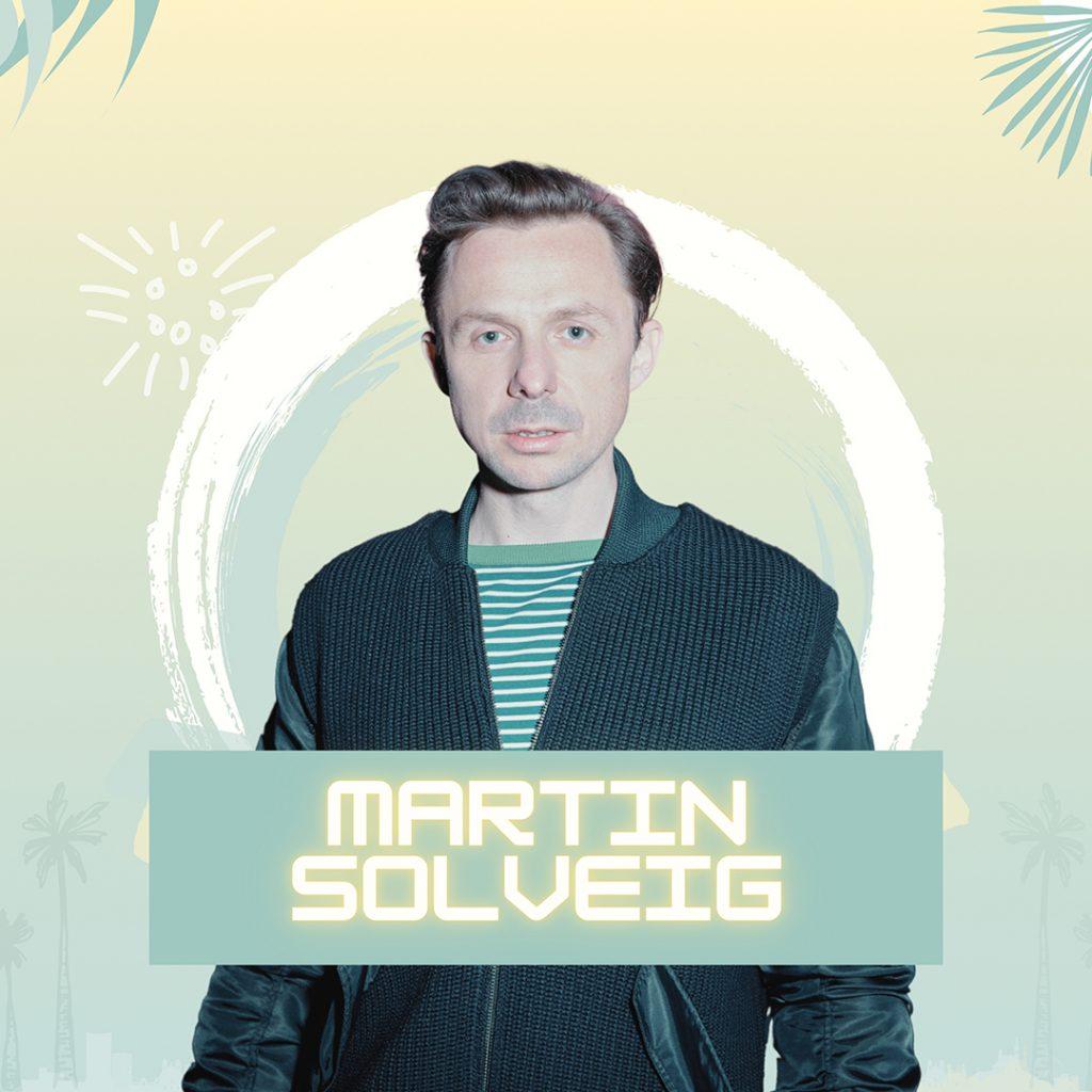 Martin Solveig s'invite au Watts Summer Festival 2021 !
